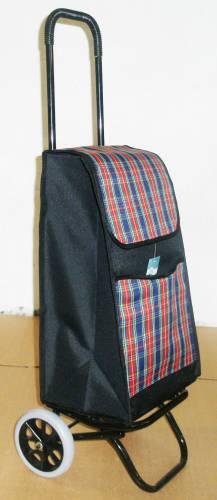 Хозяйственная сумка-тележка, складывающаяся, артикул ТР-3СБ